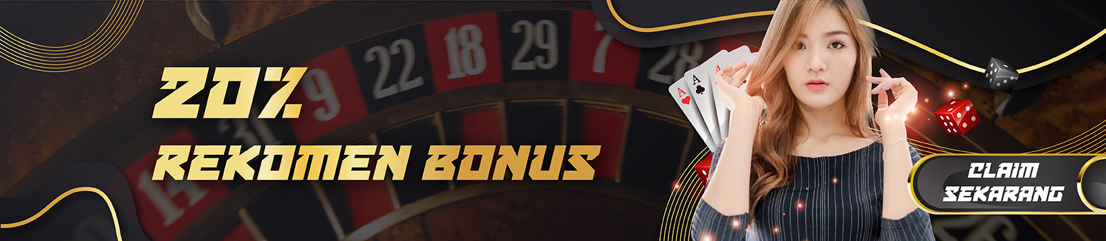 Online Casino Malaysia Welcome Referral Bonus